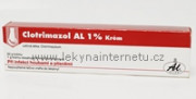 Clotrimazol AL 1% - 50g.