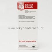 Ambroxol AL kapky - 100 ml.