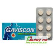 Gaviscon tablety