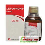 Levopront sirup