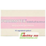 Pharmatex globule