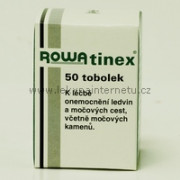 Rowatinex - 50 tbl.