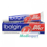 Ibalgin Duo Effect