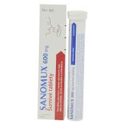 Sanomux-acetylcystein