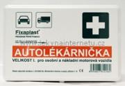 Autolékárnička Alfa I. krabička