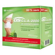 GS CLA se zeleným čajem