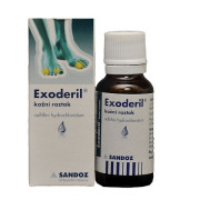 Exoderil roztok 1x20ml