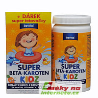 Revital Super beta-karoten KIDZ
