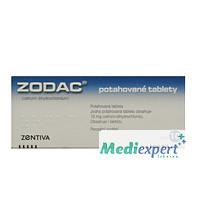Zodac tablety
