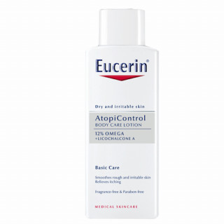 Eucerin AtopiControl tělové mléko 400 ml