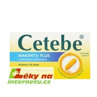 Cetebe immunity plus - 60 cps.