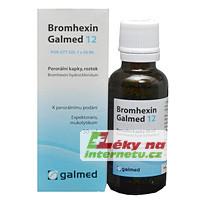Bromhexin Galmed 12