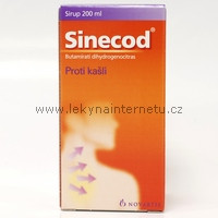 Sinecod sirup - 200 ml