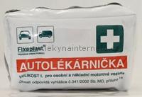 Autolékárnička Alfa I. textil