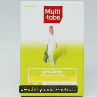 Multi-tabs pro ženy