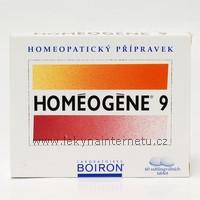 Boiron Homéogene 9 - 60 tbl.