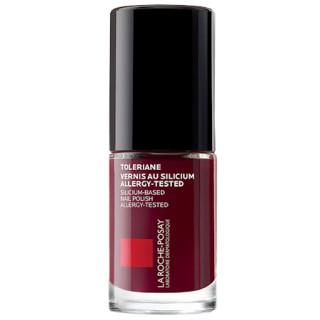 La Roche-Posay Toleriane Silicium Color Care lak na nehty - 16 Raspberry