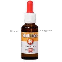 Multi-tabs Vitaminy ACD - 30 ml