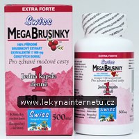 Mega Brusinky 50 cps.