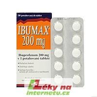 Ibumax 200 mg - 30 tbl.