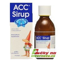ACC sirup