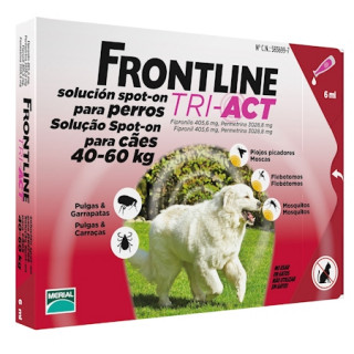 Frontline Tri-Act psi 40-60kg pipeta