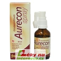 Aurecon spray