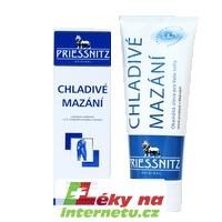 Priessnitz Chladivé mazání - 75 ml