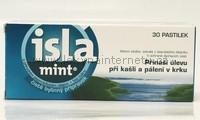 Isla-Mint - 30 pastilek