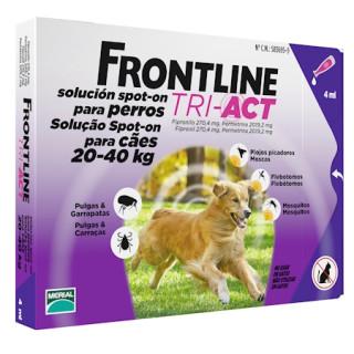 Frontline Tri-Act psi 20-40kg pipeta