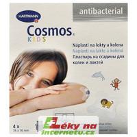 Cosmos Kids náplasti na lokty a kolena antibakteriální