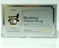 Bioaktivní Chrom - 30 tbl.