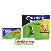 Coldrex horký nápoj citron s medem