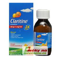 Claritine sirup