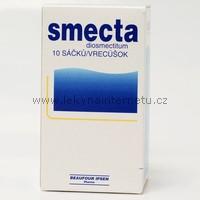 Smecta - 10 sáčků