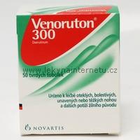 Venoruton 300 - 50 tbl.
