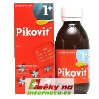 Pikovit - multivitaminový sirup