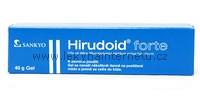 Hirudoid forte gel - 40g