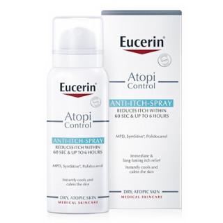 Eucerin AtopiControl sprej proti svědění