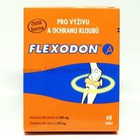 Flexodon A - 60 tbl.