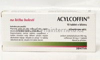 Acylcoffin - 10 tbl.
