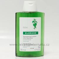 Klorane seboregulační šampon s výtažkem z kopřivy