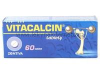 Vitacalcin 60 tbl.