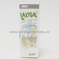 Laxygal kapky - 25 ml.