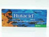 Rutacid - 20 tbl.