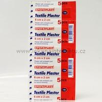Spofaplast textilní náplast č. 156 - 5 ks 3M