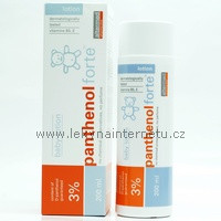 Altermed Panthenol Forte 3% baby lotion
