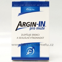 Argin-IN pro muže - 90 tbl. + 90 tbl. zdarma