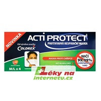 Actiprotect - rouška proti chřipce