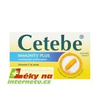 Cetebe immunity plus - 30 cps.